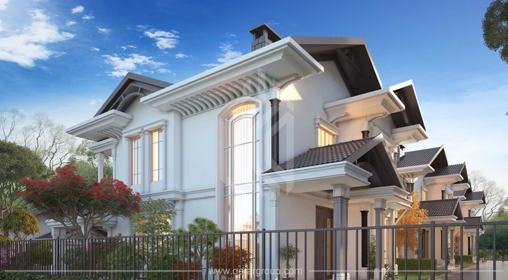 Qarar real estate  belin villas