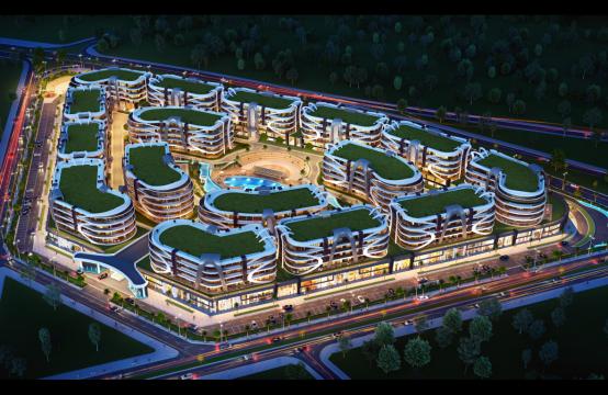 Qarar alaqaria Kartaba Almadina apartments Complex
