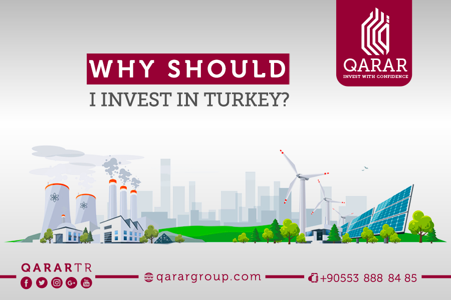 Why should I invest in Turkey