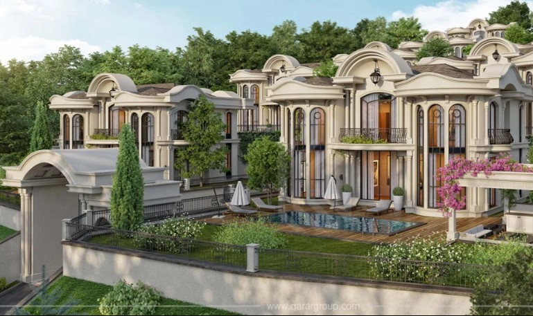 Bursa villas mudanya elite| Bursa Properties