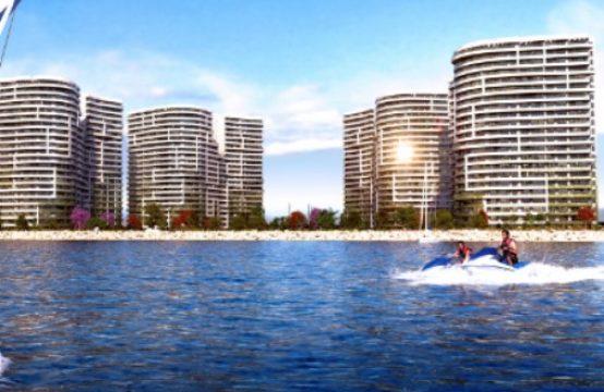 مجمع شقق اطلالة البحر اتاكوي | شقق في اسطنبول