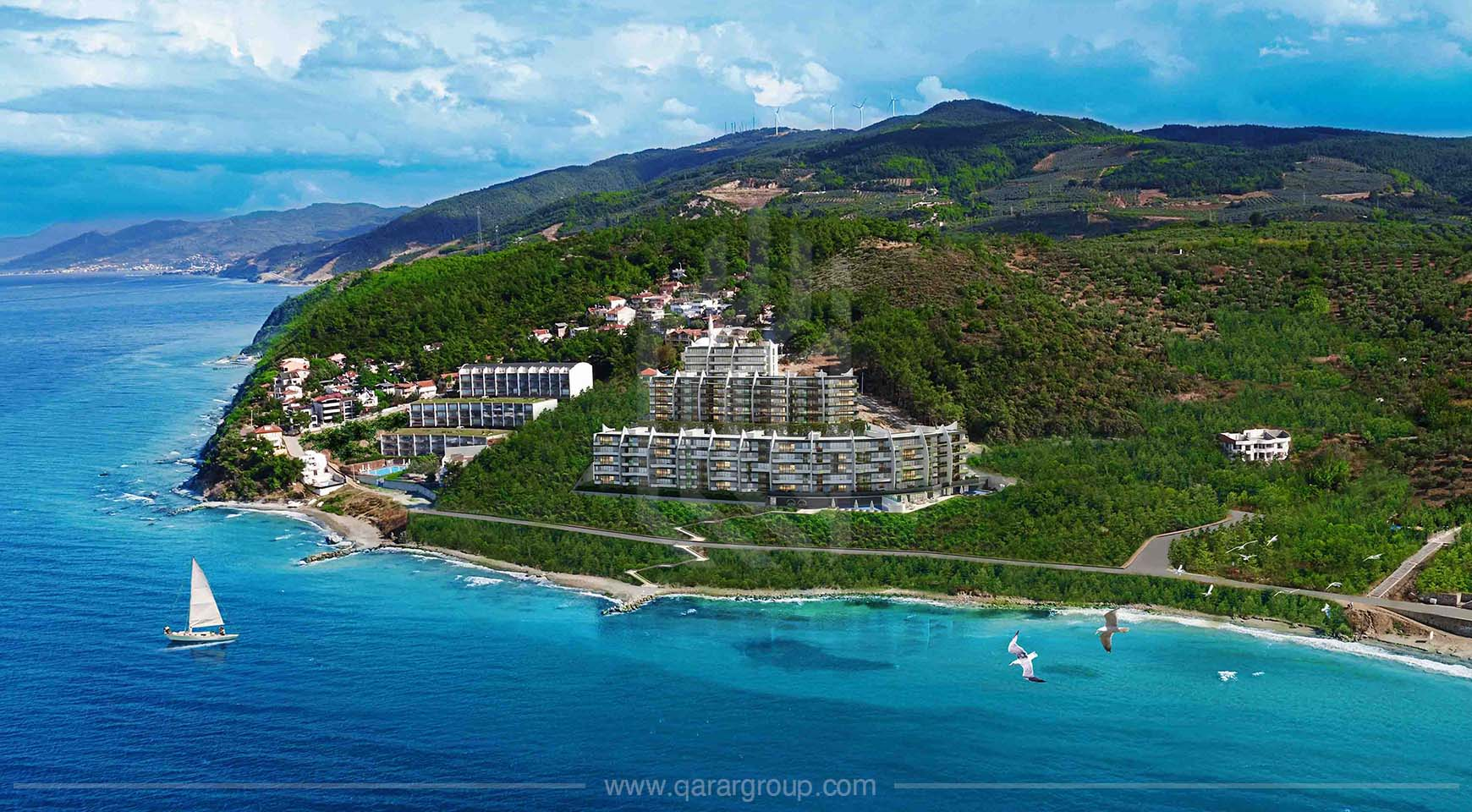 Sea Chalet Apartment | Bursa Properties