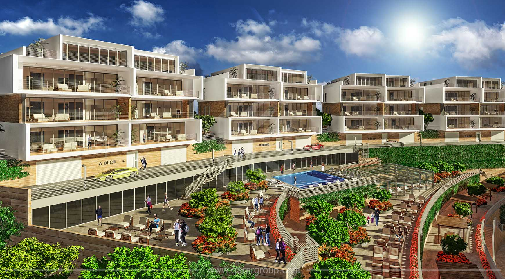 Mudanya bursa residence apartment
