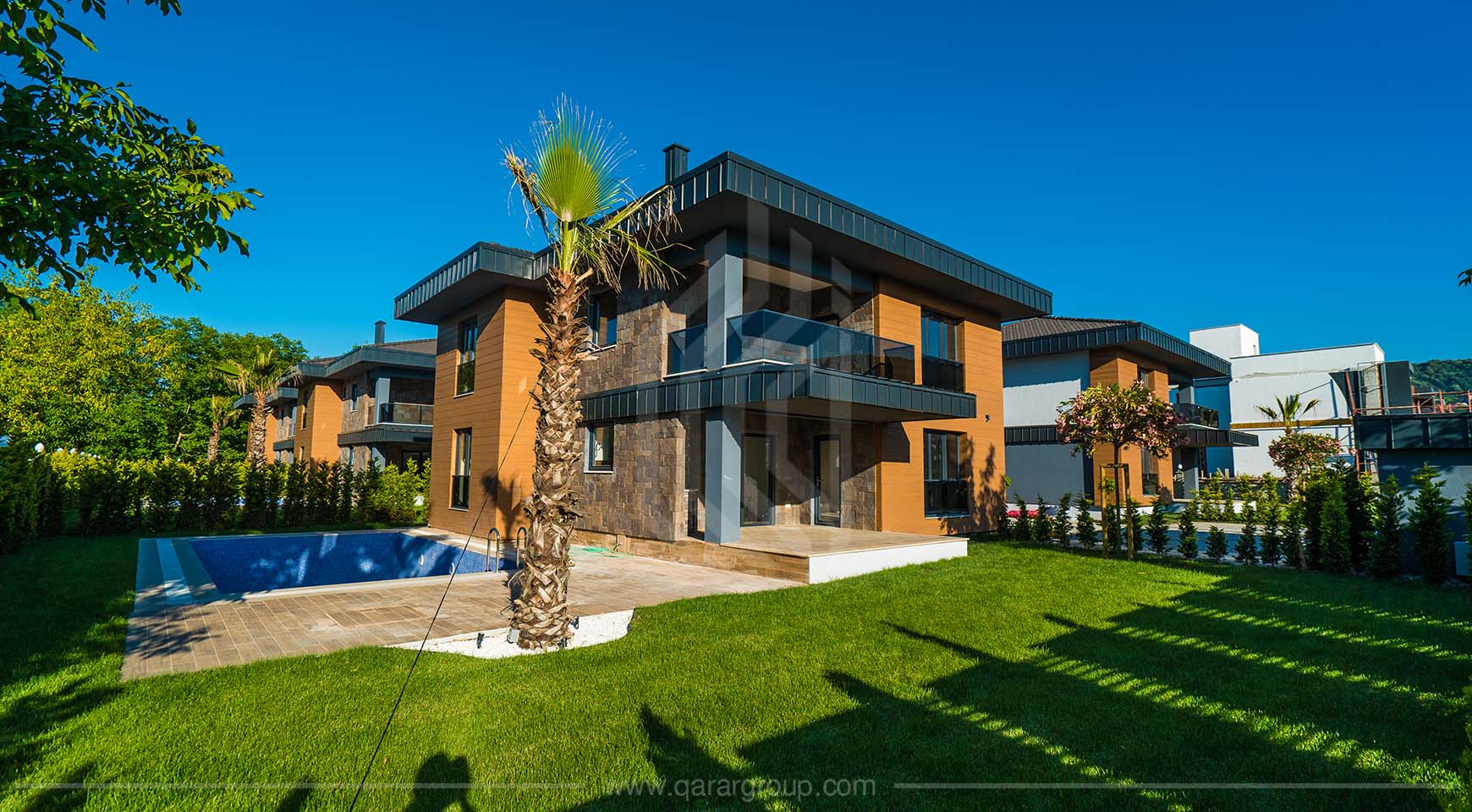Sapanca Modern Villas Complex